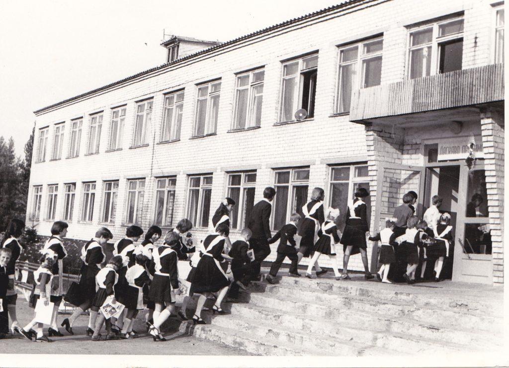 відкриття школи